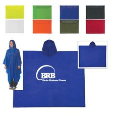 The raincoat made of PE, it is  competitive, light, easy to carry. It is a necessary item for outdoor activities, assembles and watching matches in…