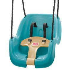 Buy Infant to Toddler Swing Seat - Durable Outdoor Baby Chair-Pink at online store Outdoor Toys For Kids, Outdoor Baby, Indoor Outdoor, Outdoor Ideas, Outdoor Chairs, Pantone, Swing Set Hardware, Backyard Swing Sets, Backyard Toys