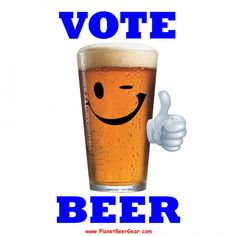 Vote for the greatest drink on earth! #Beer