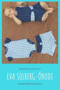 Baby Clothes Patterns, Baby Patterns, Clothing Patterns, Onesie Pattern, Baby Pants Pattern, Sewing Blogs, Pdf Sewing Patterns, How To Make Shorts, Baby Size