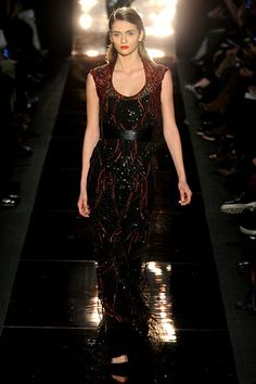 monique lhuillier fall 2012 ready to wear