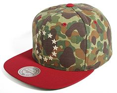 f228889fcc5c01 Mitchell and Ness Philadelphia 76ers NBA Camouflage with TC Visor  Adjustable Fit Snapback Cap **