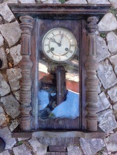 Reparação Restauro Relógios Antigos Lisboa: Relógio Cavalinho Alemão
