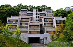 Rokko Housing elevational view