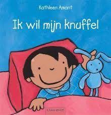 Boekentip: ik wil mijn knuffel