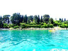 Katarina Island Rovinj, Croatia