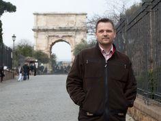 LifeHand2 - Dennis Aabo Sorensen in Rome