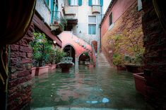 Photographer Natalia Elena Massi recorded the record-breaking floods that occurred in Venice in November The acqua alta reached up to 6 feet. Photography Series, Macro Photography, Abstract Landscape Painting, Landscape Paintings, Venice In November, Atlantis, Budapest, Beauty Dish, Venice City