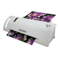 Scotch Thermal Laminator Combo Pack, Includes 12 Assorted Pouches (TL902E),$32.99