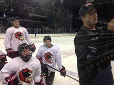 Ross Bartlett Hockey, Icerays White