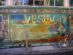 The legendary Vesuvio, San Francisco's North Beach