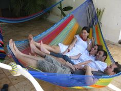 Mexican Mayan Hammock for the entire family