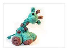 Amigurumi - Style gecko