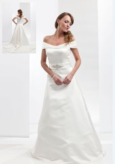 Ladybird trouwjurk #bruidsjapon  #weddingdress
