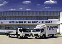 Silent and with zero emissions - Stuttgart/Porto – 64 percent savings in operating costs - this is the gratifying result of the final analysis of data from customer field trials with eight FUSO Canter E-CELL trucks in Portugal. Apart from the impressive savings in operating costs, the Canter E-CELL also scores points in terms of environmental aspects.