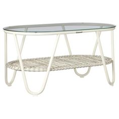 weather proof outdoor coffee table