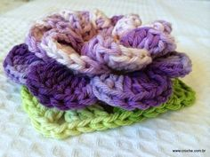 Flor caracol - www.croche.com (60)