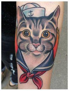 solo porque es un sailor cat