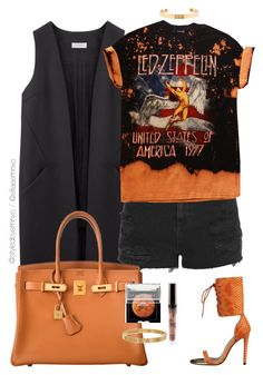 """""""Led Zepppelin"""" by efiaeemnxo ❤ liked on Polyvore featuring Non, Topshop, Uti, Cartier, Laura Mercier, Jennifer Fisher, sbemnxo and styledbyemnxo"""