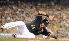 Pirates infielder Pedro Alvarez (Photo credit: Christopher Horner  |  Tribune-Review)