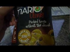 See what one of our consumers has to say about Mario Snack Olives