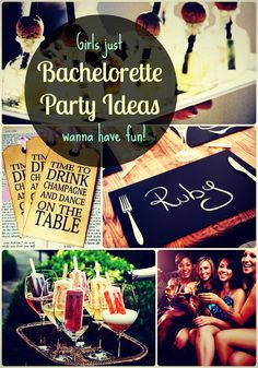 Overwhelmed by the idea of planning a #bachelorette party for yourself or a close friend? Don't be! This blog offers you the hottest bachelorette party ideas that will help you pull off an awe-inspiring bash!