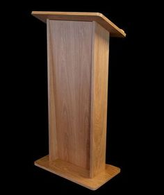 Oak Church Pulpits, Lecterns & Podiums