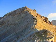 La subida al Monte de Venus en Iztaccíhuatl
