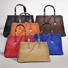 New Dasein Women Soft Leather Satchel Handbag Tote Shoulder Bag Top Handle  Purse 88391e4006934