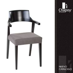 Grupo Chapoy - #muebles de #diseño para hoteles, restaurantes, bares. #silla Dining Chairs, Furniture, Home Decor, School Furniture, Bar Tables, Bar Chairs, Trash Bins, Decoration Home, Room Decor