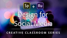 Learn the principles of social media design to enrich your curriculum. Social Media Design, Social Media Content, Social Media Graphics, Social Media Marketing, Professional Networking, Consumer Culture, Social Media Video, Computer Internet, Teaching Materials