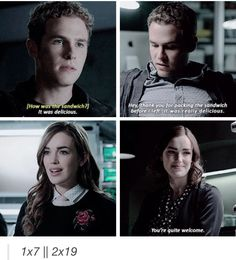 Those parallels tho