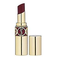 Yves Saint Laurent - ROUGE VOLUPTÉ - Silky Sensual Radiant Lipstick SPF 15  #sephora