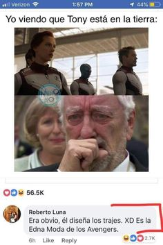 Read from the story Memes Marvel by -MrsEvans (Jacque Rogers Maximoff Parker Pool) with reads. marvel, x-men, humor. Memes Marvel, Avengers Quotes, Marvel Funny, Mundo Marvel, Marvel Dc Comics, Best Memes, Funny Memes, Marvel Tony Stark, Superfamily Avengers