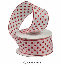 Red Sheer Polka Dot Ribbon with Wire Edge Candle Wedding Favors, Candle Favors, Wedding Favor Bags, Baby Shower Party Supplies, Baby Shower Favors, Baby Shower Parties, Halloween Costume Wedding, Gift Ribbon, Wholesale Bags