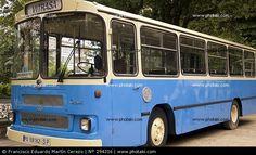 Autobuses antiguos