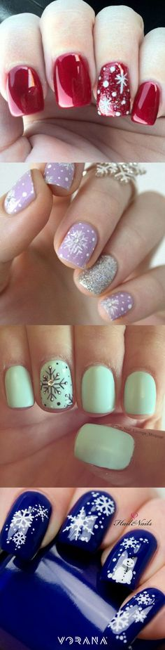 nails, You can collect images you discovered organize them, add your own ideas to your collections and share with other people. Gem Nails, Sparkle Nails, Love Nails, Holiday Nails, Christmas Nails, Nails And Beyond, Super Nails, Perfect Nails, French Nails