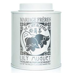 LILY MUGUET® - White tea lily of the valley