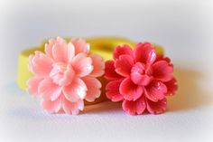 0790 Carnation Duo Silicone Rubber Flexible Food by MasterMolds, $7.00