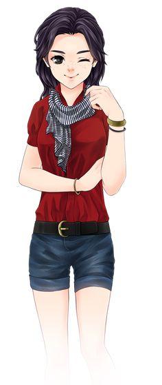 Rinmaru Games-Jrpg heroine creator: Warrior