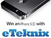 Apple iPhone 5S 64GB Giveaway