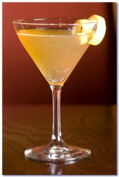 SIDECAR --- 1 part cointreau 2 parts lemon juice 8 parts brandy  Shake the above ingredients over ice and strain in to a glass of your choice (see below).