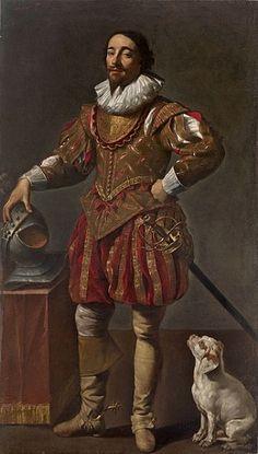 1620's Full-Length Portraits