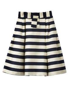 Skirt $275, Kate Spade; katespade.com.   - MarieClaire.com