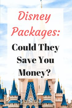 Disney Packages: Will They Save You Money When Visiting Orlando? - Savvy in Somerset Disney Packages: Will They Save You Money When Visiting Orlando? Hotels Near Disney World, All Disney Parks, Disney Time, Disney Hotels, Disney World Florida, Orlando Disney, Disney Money, Walt Disney, Florida Hotels