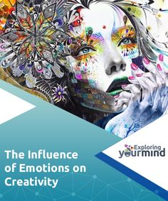 The #Influence of Emotions on #Creativity  Understanding the #complexity of life can be an especially fruitful journey towards psychological well-being. #Embracing pain and negative emotions in general, and viewing them as a fundamental part of our existence, is an inherent characteristic of creativity.