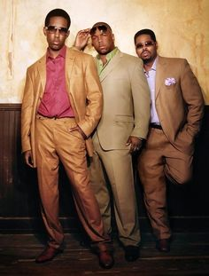 The new Boys II Men.  Just saw them play at the Mix-Tape Festival... they still got it. -Z