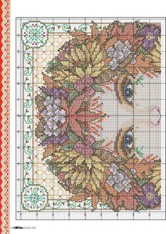 (1) Gallery.ru / Фото #25 - Cross Stitch Collection 227 октябрь 2013 - tymannost