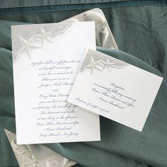 Seaside Love  100 Invites & 100 RSVP Cards by ElitePartyCreations, $217.80
