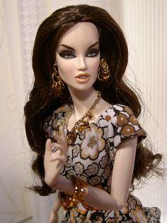 Kesenia Fashion Royalty | Flickr - Photo Sharing!